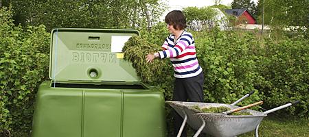Puutarhajätteen Kompostointi