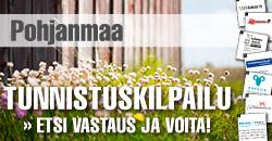 Pohjanmaa-tunnistuskilpailu-banneri