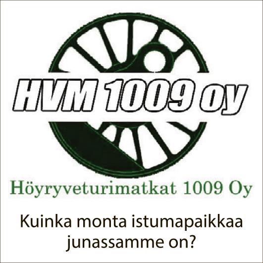 Höyryveturimatkat 1009 Oy_nettiin